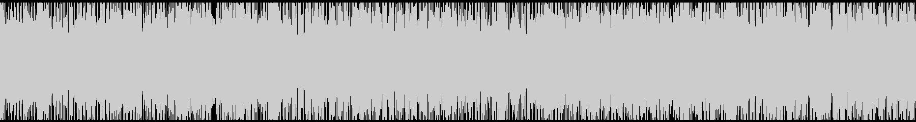 和風/勇壮・前進/ゲーム・映像/M10の未再生の波形