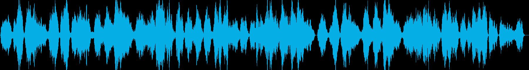 クラシック センチメンタル 感情的...の再生済みの波形