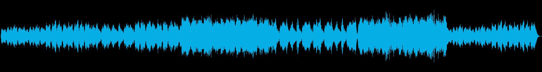村/明るい/幸福感/お祭り/クラシックの再生済みの波形