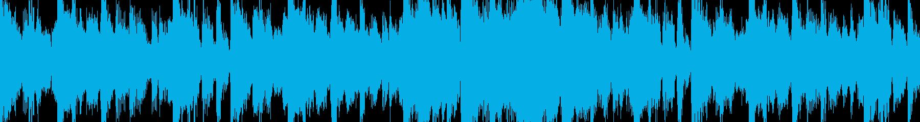 ループ素材:ジャジー/おしゃれの再生済みの波形