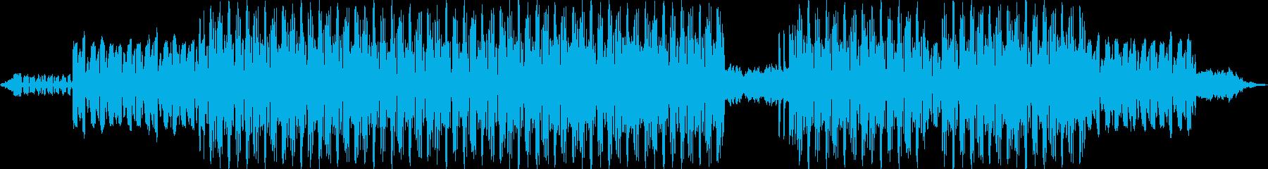 Cartoon サスペンス 技術的...の再生済みの波形