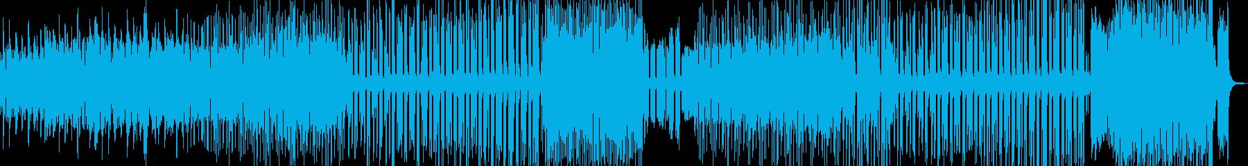 爆笑珍事件・トランペットテクノポップ Aの再生済みの波形