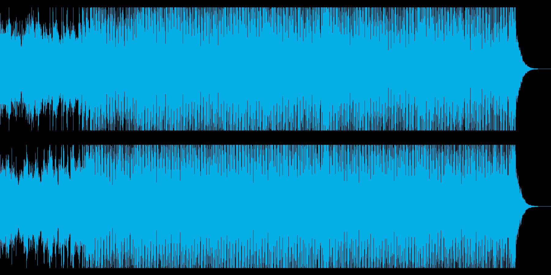 ハッピーサニーデイズ(90秒)の再生済みの波形