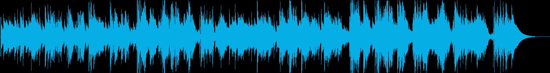 男性ボーカルのポップ/ロック。スパ...の再生済みの波形