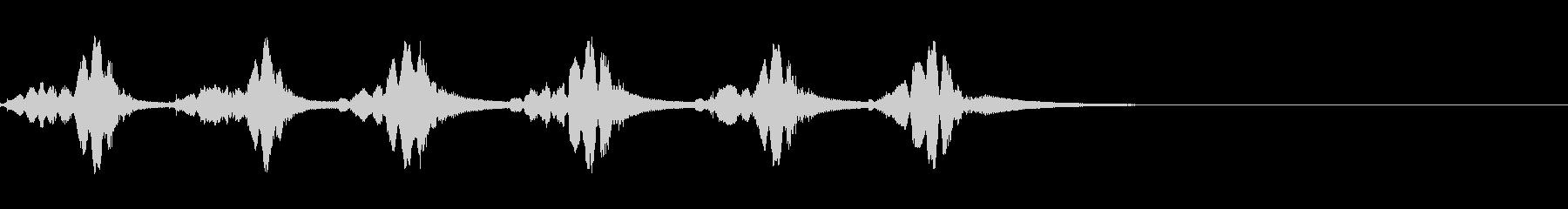 KANTピヨピヨ自主規制音7shortの未再生の波形