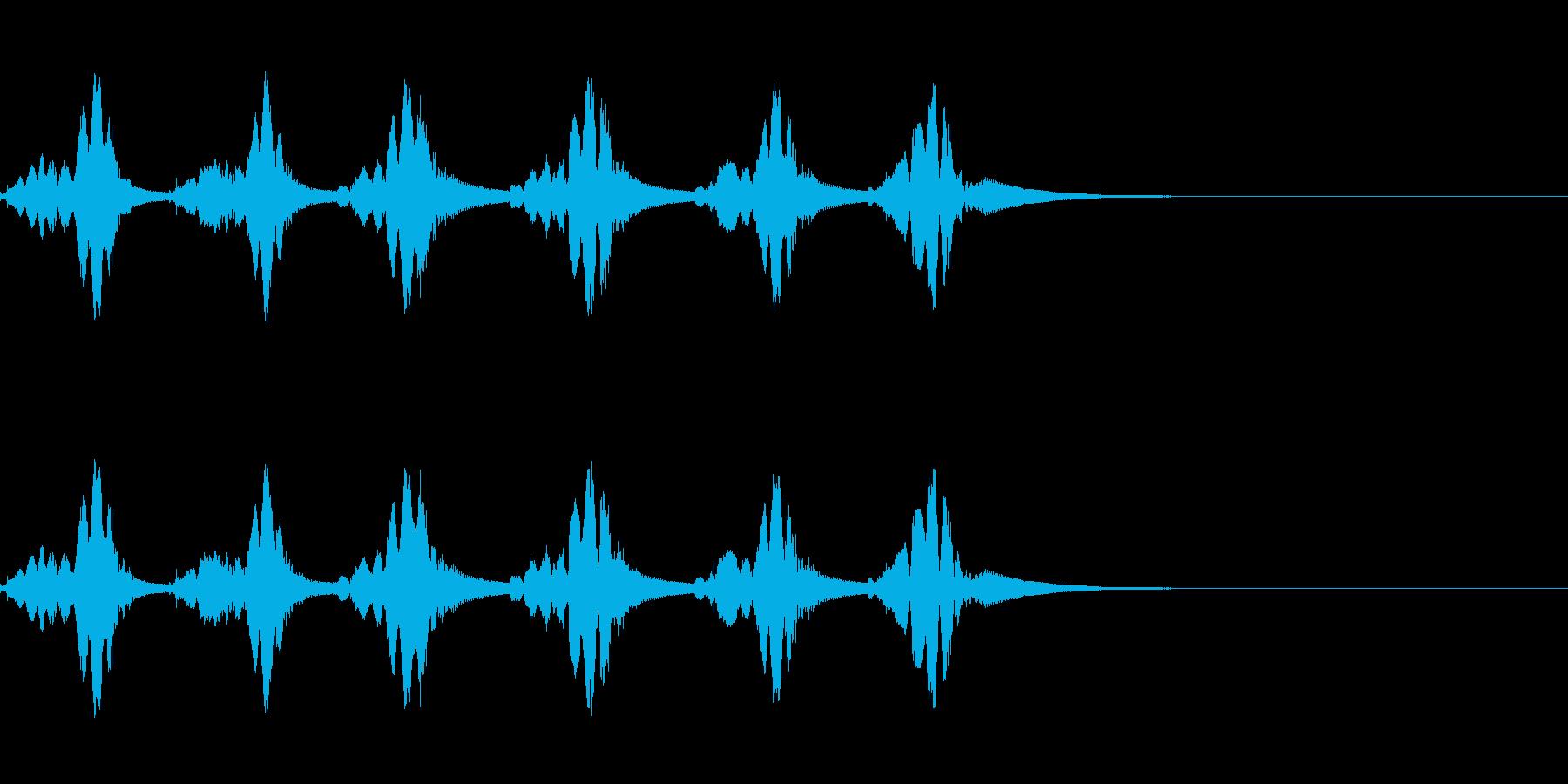 KANTピヨピヨ自主規制音7shortの再生済みの波形