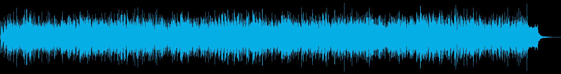 軽快なフィドルソロ、ブルーグラスの再生済みの波形