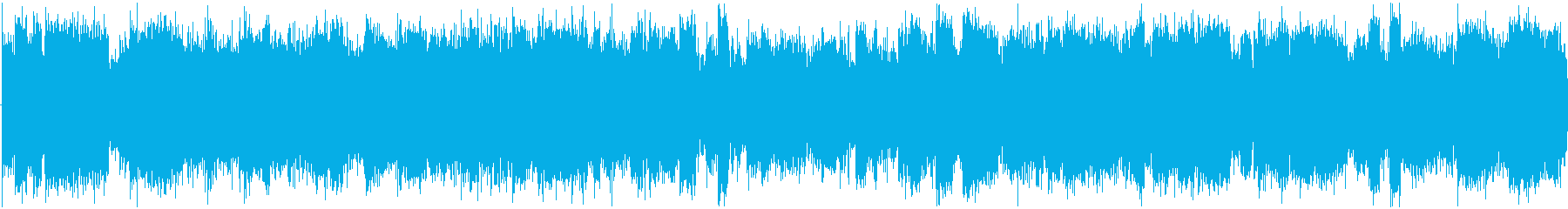 イメージ 極端な狂気の低03の再生済みの波形