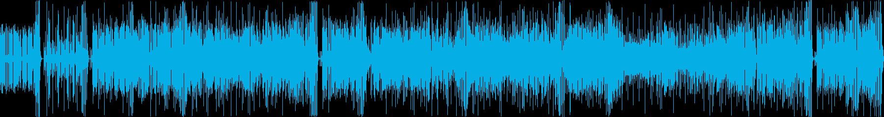 全て生楽器!ほのぼのインストポップスの再生済みの波形