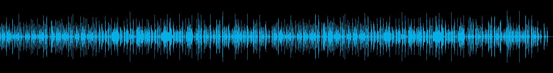 s004 静かにかわいく前のめりトークするBGMの再生済みの波形