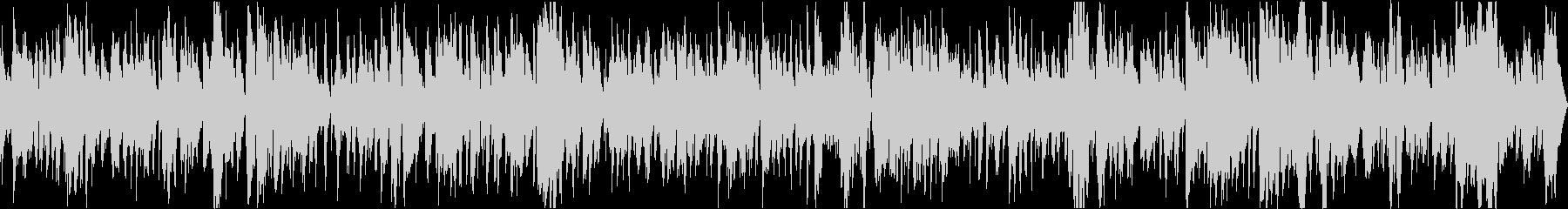 ムーディーなジャズトロンボーンの未再生の波形