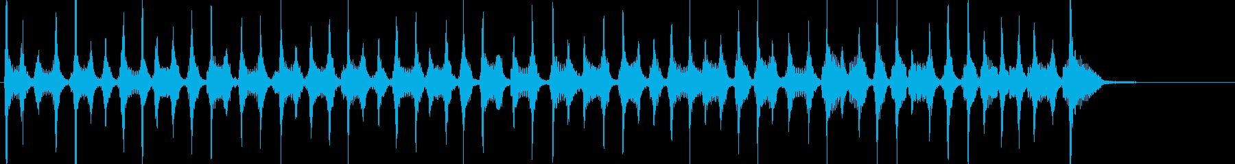 サンバホイッスル ピ~~~~!Ver.1の再生済みの波形
