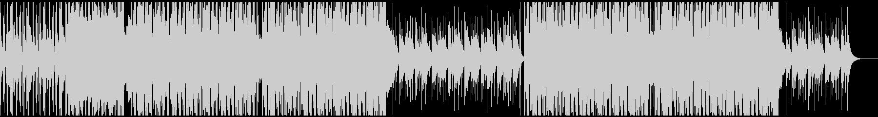 エキゾチックなダークファンタジーSの未再生の波形