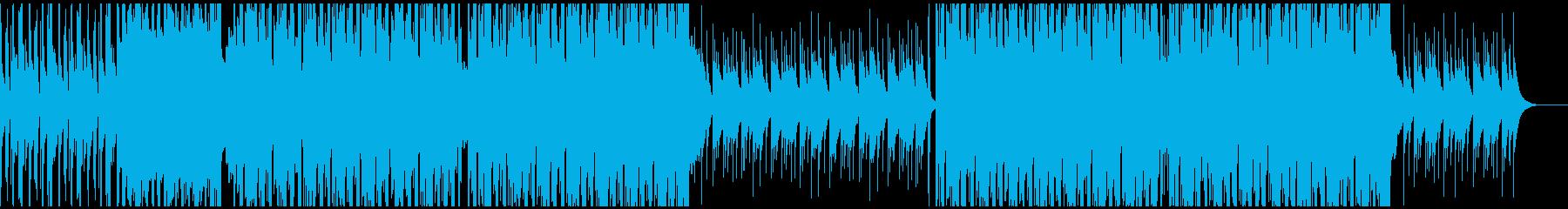 エキゾチックなダークファンタジーSの再生済みの波形