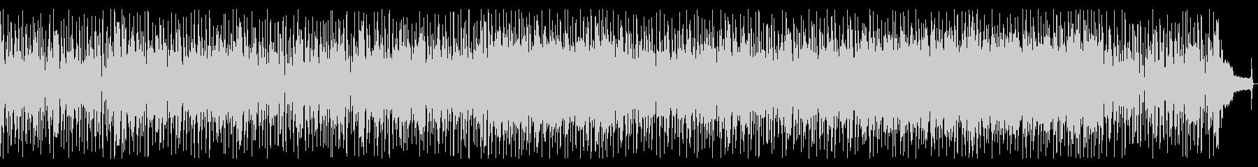 サックスがセクシーなアーバンフュージョンの未再生の波形
