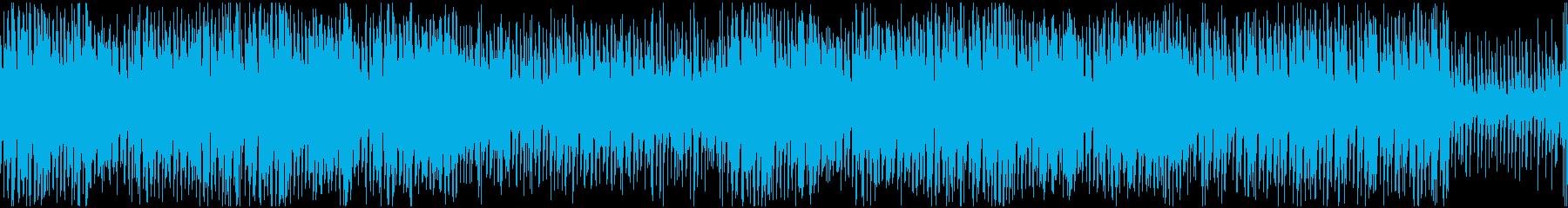 口笛の爽やかCM風わくわく楽しいポップスの再生済みの波形
