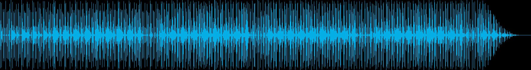 bgm46の再生済みの波形