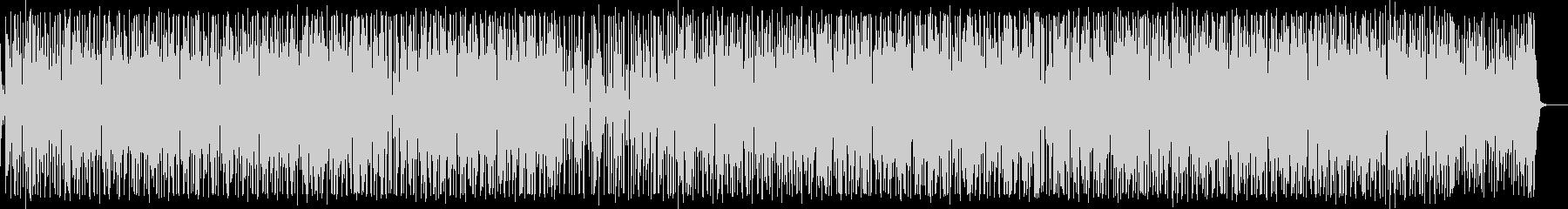 ほのぼの生アコメロのギターポップスの未再生の波形