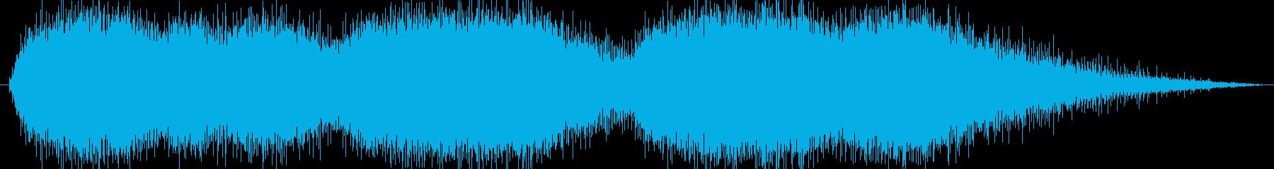 機械 ジグソーエンジンシーケンス02の再生済みの波形