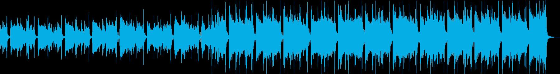 アコギヒップホップ感動洋楽コーポレートcの再生済みの波形