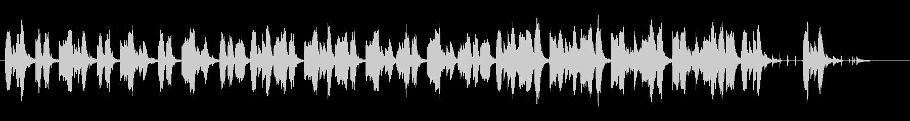 【オーケストラ】不思議_謎_気になるの未再生の波形