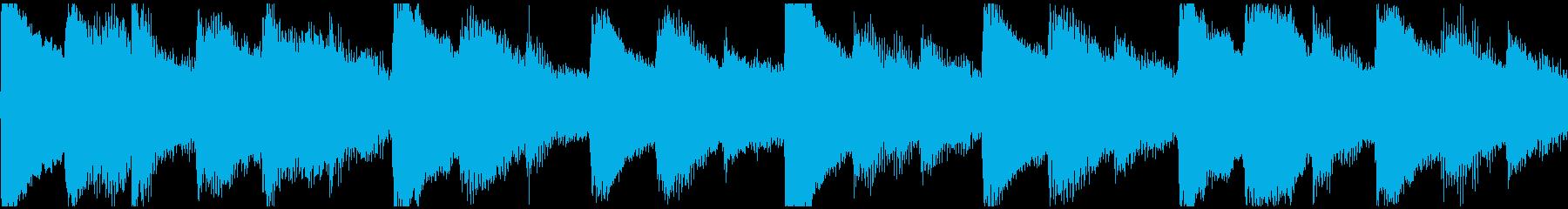 感動表現、CM,ブライダル、ループ3の再生済みの波形