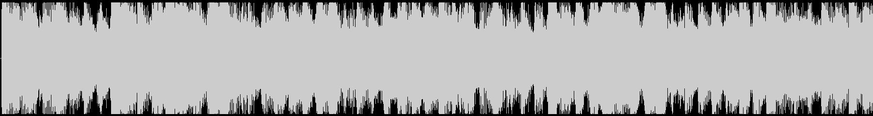 気分が上がるクリスマスBGM-ループ3の未再生の波形