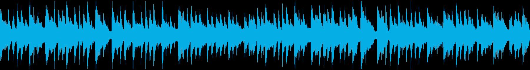 おしゃれ/女性スキャットボサノバ/ループの再生済みの波形