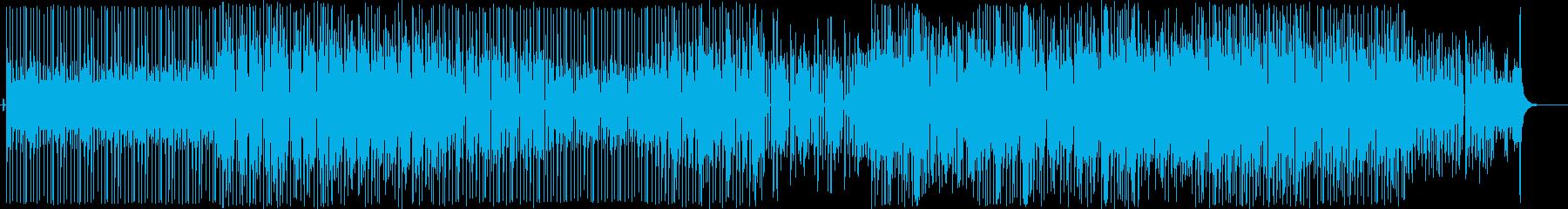 8bitカワイイ ダンスビートの再生済みの波形
