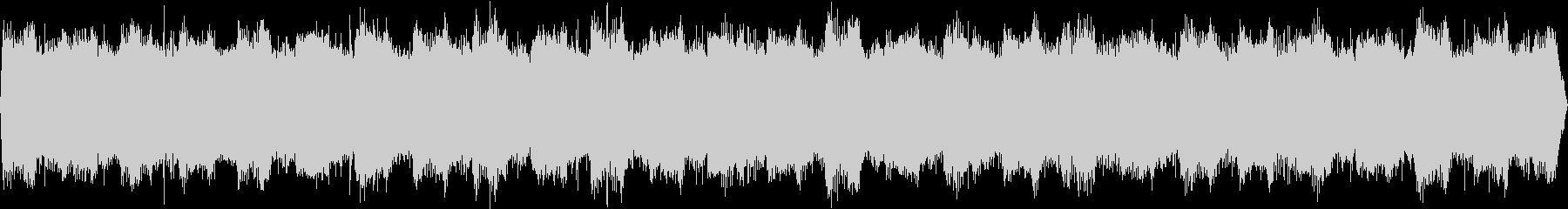 睡眠ヒーリング作業瞑想ピアノBGMの未再生の波形