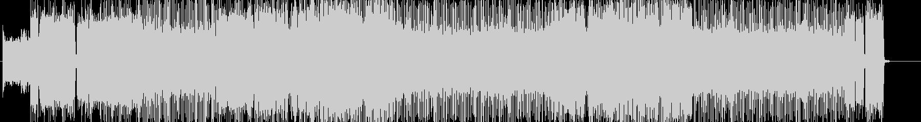 「HR/HM」「DEATH」BGM99の未再生の波形