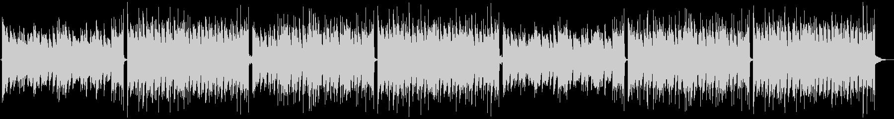 大人っぽくメロウなピアノのLofiの未再生の波形