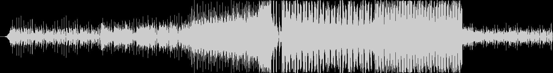 カワイイフューチャーベース風シリーズの3の未再生の波形