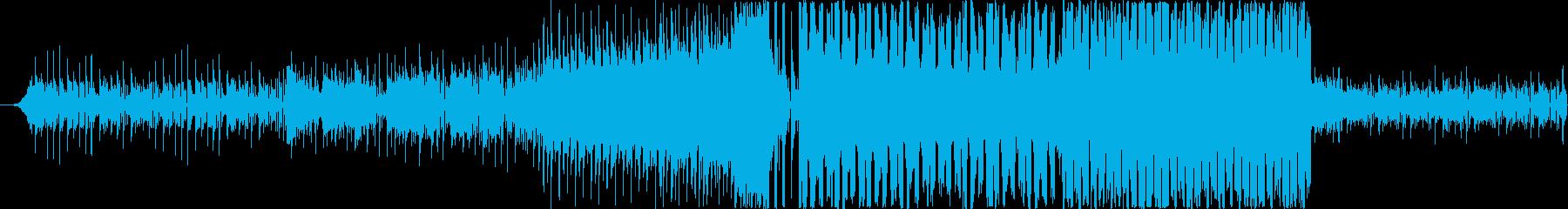 カワイイフューチャーベース風シリーズの3の再生済みの波形
