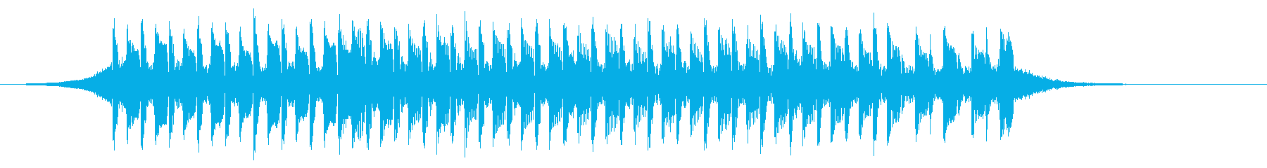 健康テクノロジー(24秒)の再生済みの波形