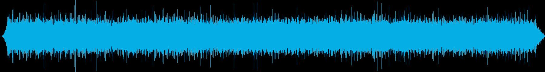 バブリングブルック:ヘビーフロー、...の再生済みの波形