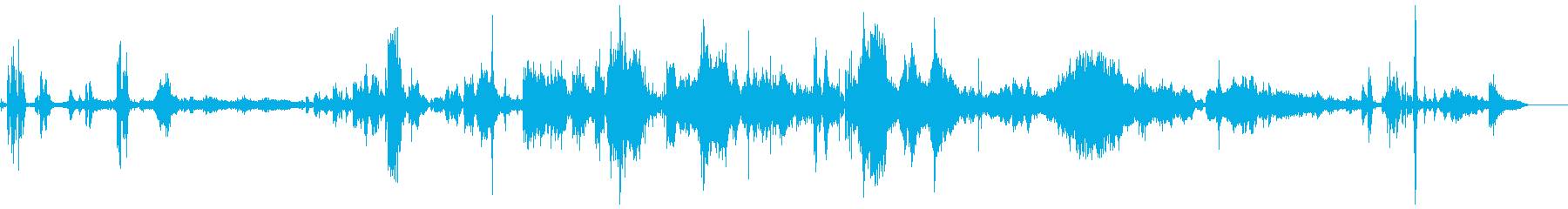 KYMA Radio Deathの再生済みの波形