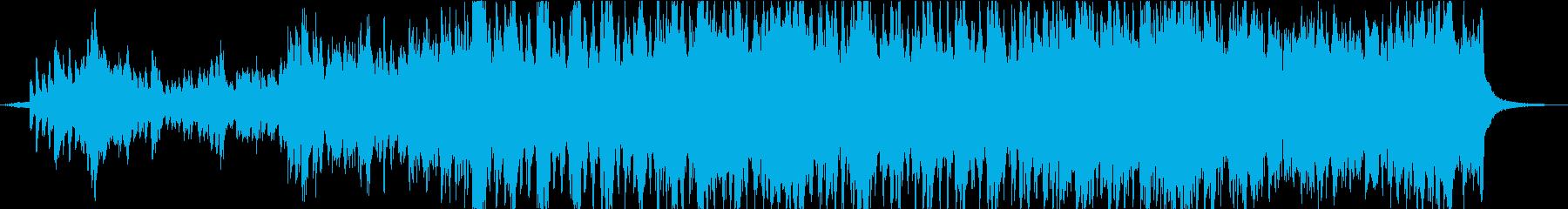 疾走感が半端ないオーケストラ(短縮版)の再生済みの波形