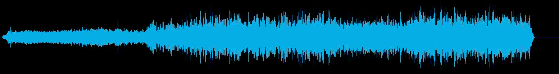 Gnat:開始/アイドル。吸気口が...の再生済みの波形