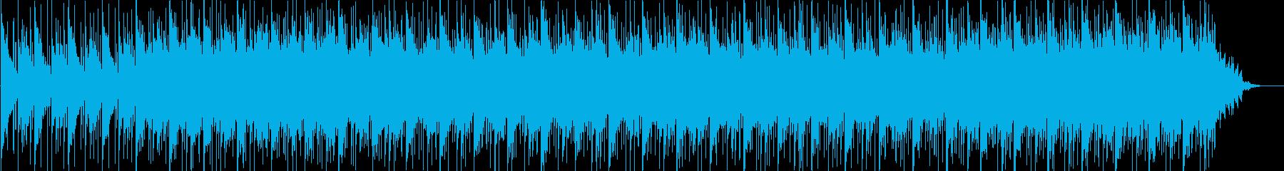 何かが迫ってくるような雰囲気の大正琴の曲の再生済みの波形