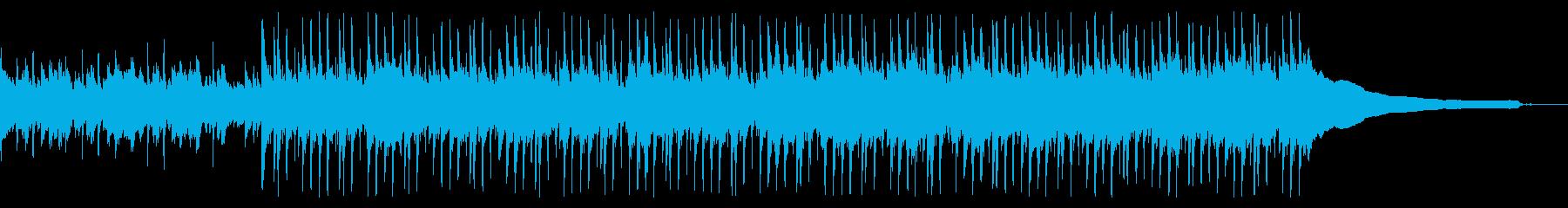 のどかでキラキラしたアコギ 60秒版の再生済みの波形