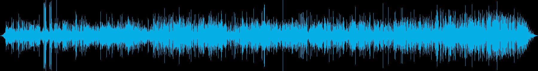ヘビーディストーションシグナル:ヘ...の再生済みの波形