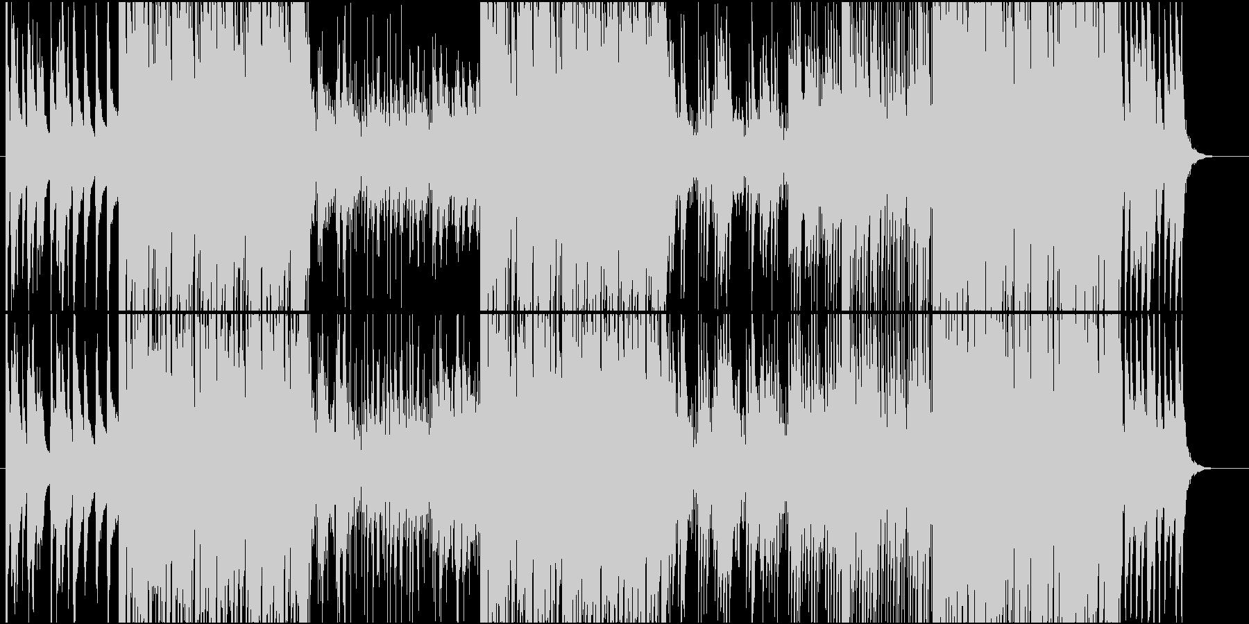 沖縄 エイサー クイチャー ヒーリング系の未再生の波形