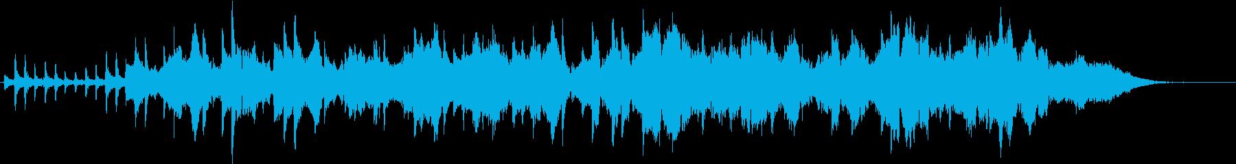 イージーリスニング弦アンサンブル。...の再生済みの波形
