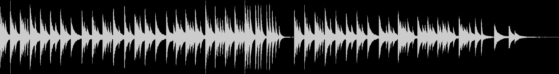 野ばらに寄す/マクダウェル【ピアノソロ】の未再生の波形