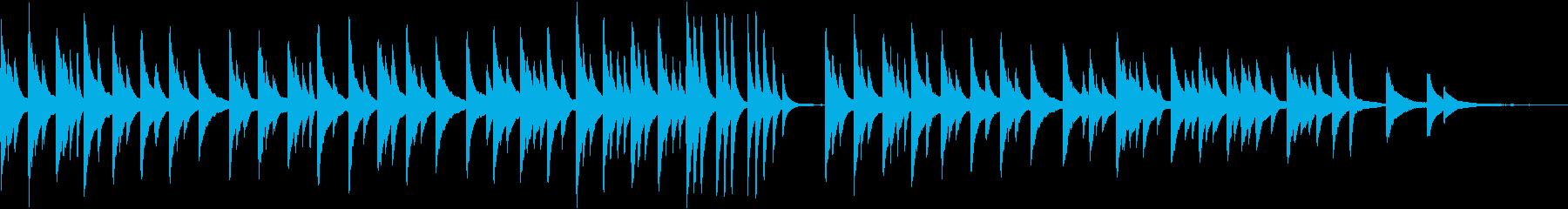野ばらに寄す/マクダウェル【ピアノソロ】の再生済みの波形