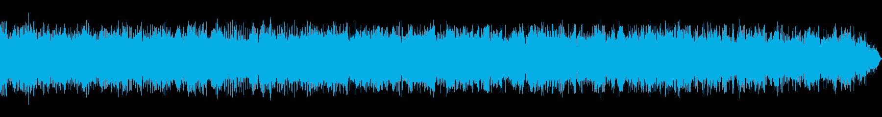 変動する変動の再生済みの波形