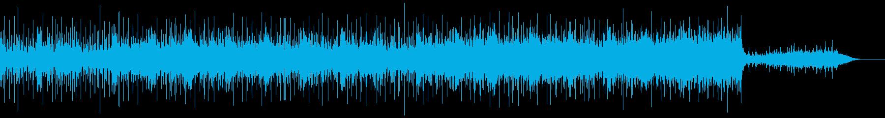 ポップ サスペンス 静か クール ...の再生済みの波形