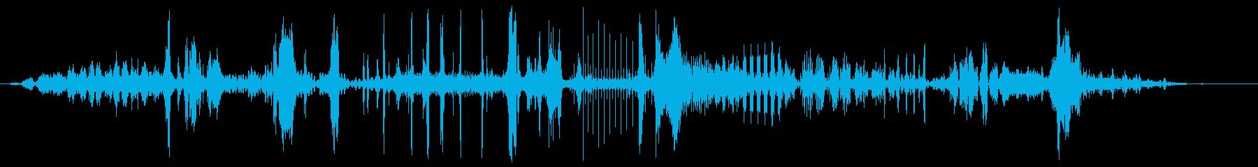 トランスフォーマーロボット:中:変...の再生済みの波形