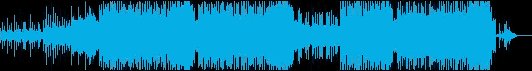 トランスアレンジの「さくらさくら」ですの再生済みの波形